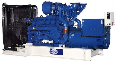 Дизельный генератор FG Wilson P1350P1 / P1500E с АВР