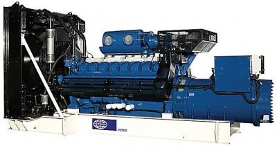 Дизельный генератор FG Wilson P1750 / P1925E