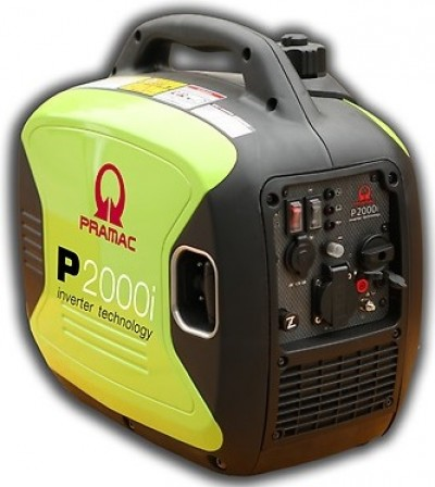 Бензиновый генератор Pramac P 2000i
