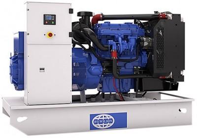 Дизельный генератор FG Wilson P40-3S с АВР