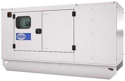 Дизельный генератор FG Wilson P90-3S в кожухе