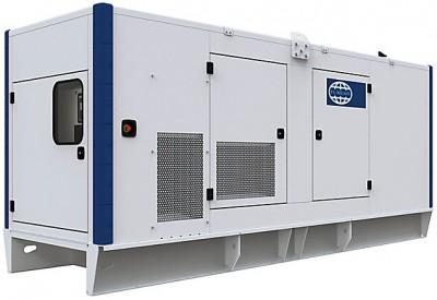 Дизельный генератор FG Wilson P660-3 в кожухе