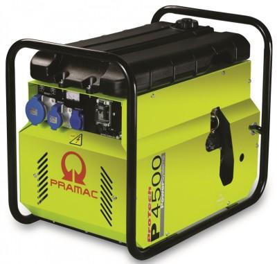 Дизельный генератор Pramac P4500 в кожухе