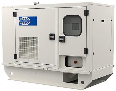 Дизельный генератор FG Wilson P9.5-4 в кожухе