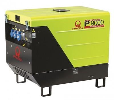 Дизельный генератор Pramac P9000 3 фазы