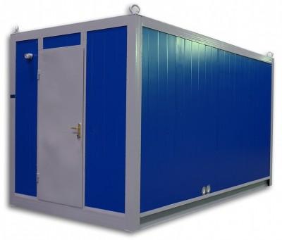 Дизельный генератор АМПЕРОС АД 100-Т400 P (Проф) в контейнере