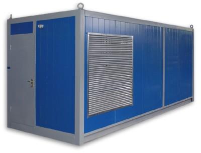 Дизельный генератор Yanmar YH 550 DTLA-5R в контейнере