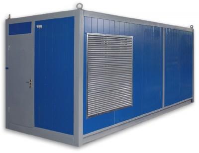 Дизельный генератор Pramac GSW 470 P в контейнере