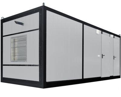 Дизельный генератор ТСС TBd 1375SA в контейнере с АВР