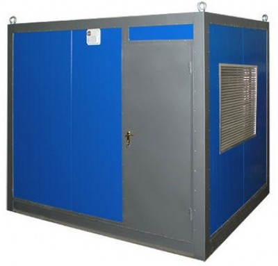 Дизельный генератор Исток АД20С-О230-РМ12 в контейнере