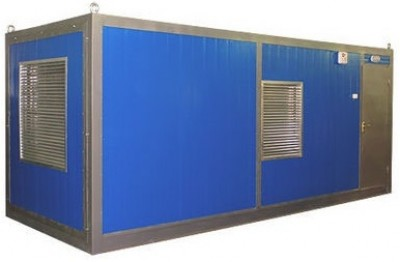 Дизельный генератор ПСМ ADP-360 в контейнере с АВР