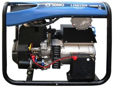 Бензиновый генератор SDMO PERFORM 7500 T XL