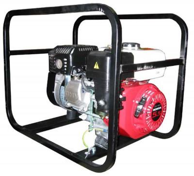 Бензиновый генератор Gesan G 5 TF H электростартер