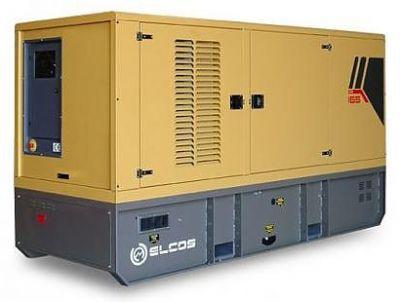 Дизельный генератор Elcos GE.FA.150/130.SS