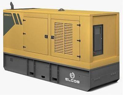 Дизельный генератор Elcos GE.AI3A.385/350.SS