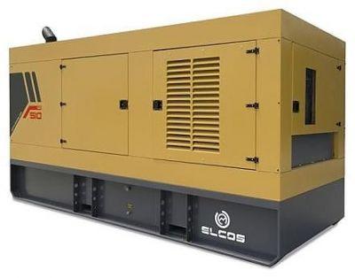 Дизельный генератор Elcos GE.PK.715/650.SS