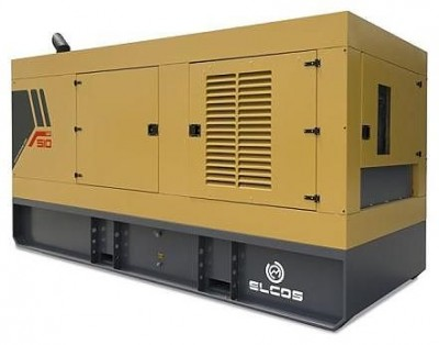 Дизельный генератор Elcos GE.DZ.480/450.SS