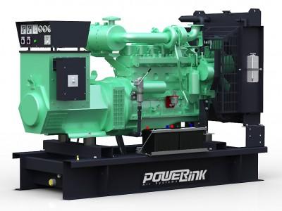Дизельный генератор Power Link GMS130C с АВР