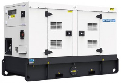 Дизельный генератор Power Link WPS20S в кожухе