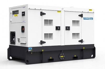 Дизельный генератор Power Link PPL12 в кожухе с АВР