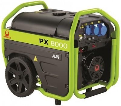 Бензиновый генератор Pramac PX 8000 3 фазы