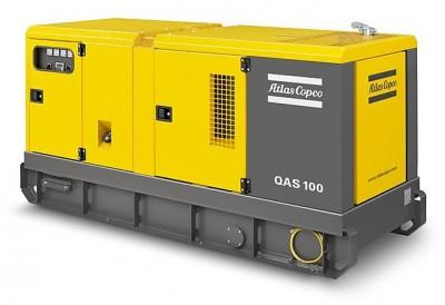 Дизельный генератор Atlas Copco QAS 100