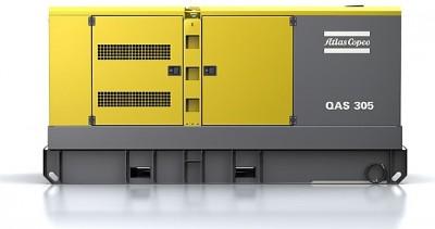 Дизельный генератор Atlas Copco QAS 305 Sd
