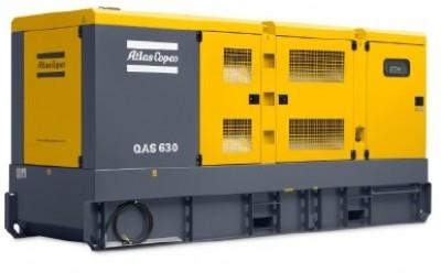 Дизельный генератор Atlas Copco QAS 630