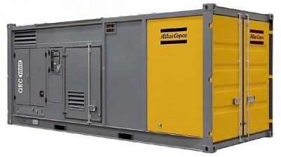 Дизельный генератор Atlas Copco QEC 1000