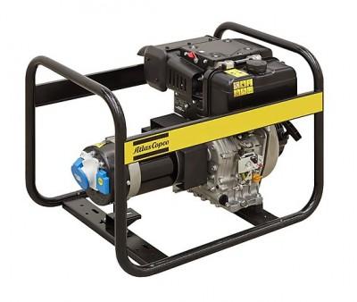 Дизельный генератор Atlas Copco QEP 4.5