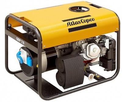 Бензиновый генератор Atlas Copco QEP 7.5