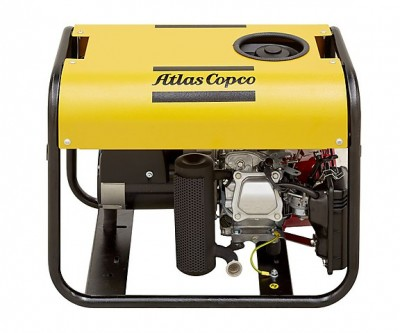 Бензиновый генератор Atlas Copco QEP 8