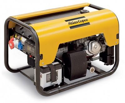 Дизельный генератор Atlas Copco QEP R6