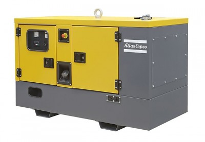 Дизельный генератор Atlas Copco QES 14