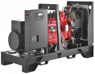 Дизельный генератор Atlas Copco QI 630