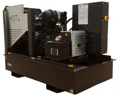 Дизельный генератор Atlas Copco QI 45