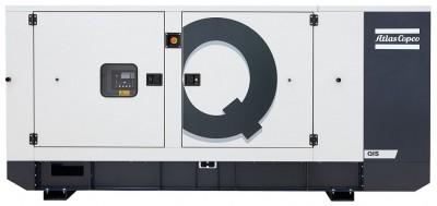 Дизельный генератор Atlas Copco QIS 220