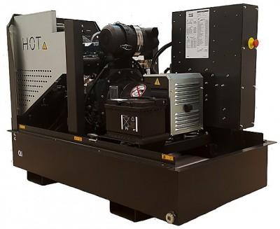 Дизельный генератор Atlas Copco QIS 16 230V с АВР