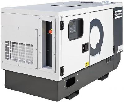 Дизельный генератор Atlas Copco QIS 16 230V в кожухе
