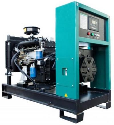 Газовый генератор REG G18-1-RE-LF с АВР