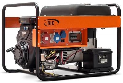Бензиновый генератор RID RH 13000 E