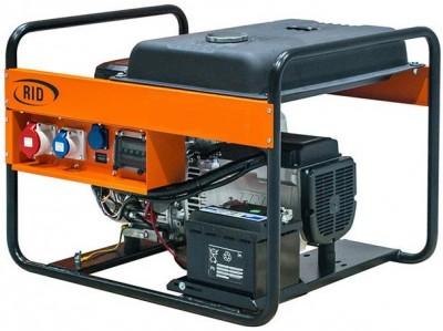 Бензиновый генератор RID RH 10000 E
