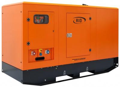 Дизельный генератор RID 150 S-SERIES S