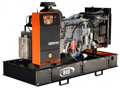 Дизельный генератор RID 150 S-SERIES с АВР