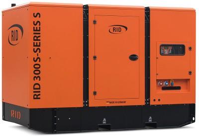 Дизельный генератор RID 300 S-SERIES S