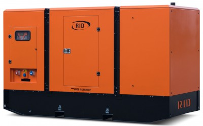Дизельный генератор RID 250 B-SERIES S