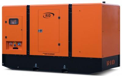 Дизельный генератор RID 250 C-SERIES S с АВР