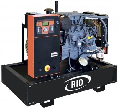 Дизельный генератор RID 30 S-SERIES с АВР