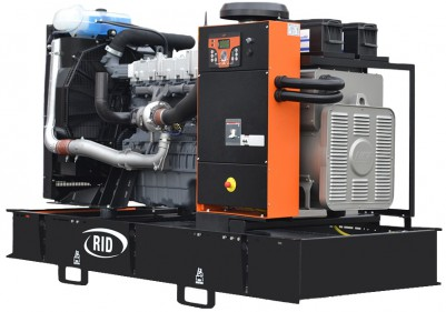Дизельный генератор RID 200 C-SERIES с АВР
