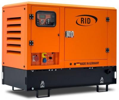 Дизельный генератор RID 15 S-SERIES S
